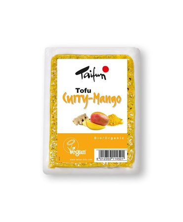 Tofu curry-mango 200gr